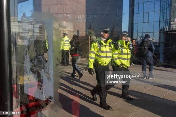 Three days after the killing of Jack Merritt and Saskia Jones by the convicted teorrorist Usman Khan at Fishmongers' Hall on London Bridge police...