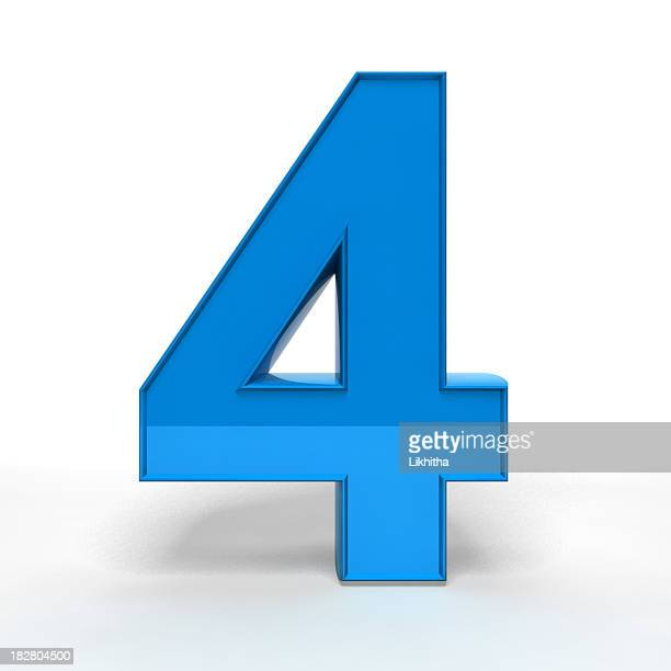 Le numéro 4