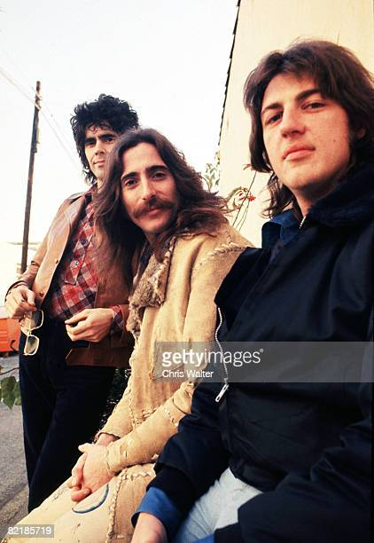 Three Dog Night 1971 Danny Hutton, Chuck Negron and Cory Wells
