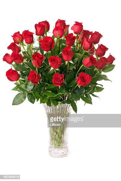 3 つの赤いバラ 6