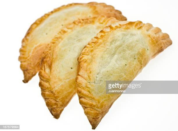 Tres empanadas