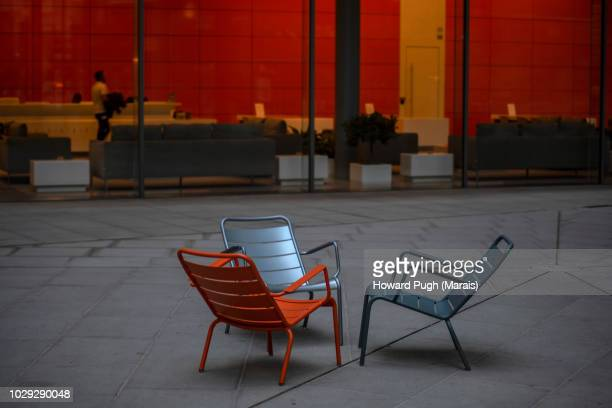 Three Empty Chairs: A Much Needed Conversation