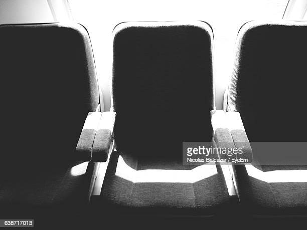 Three Empty Seats