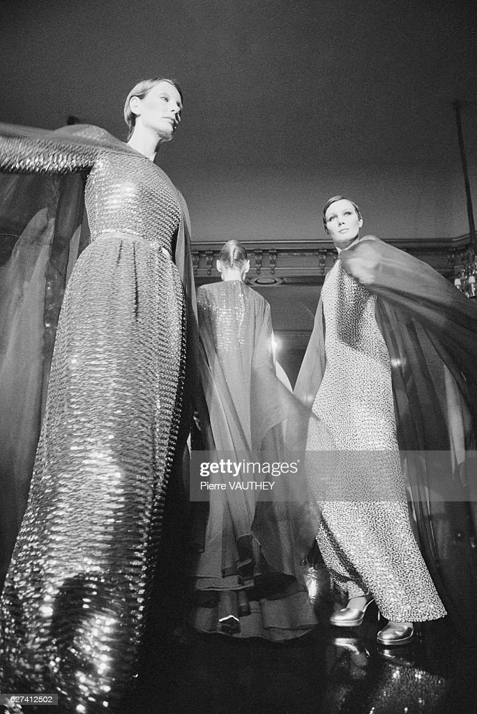 Lanvin Autumn-Winter 1973-1974 Fashion Show Pictures | Getty Images