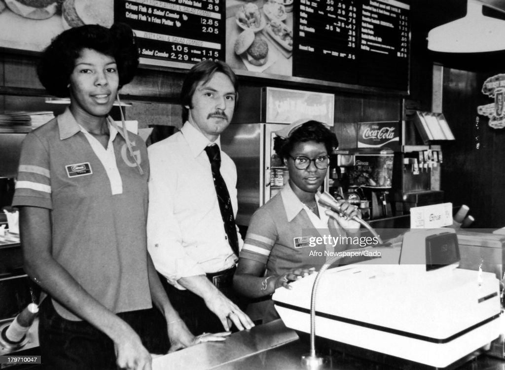 Baltimore Fast Food : News Photo