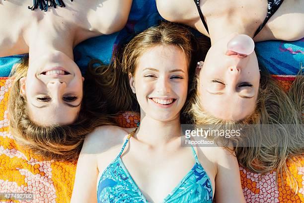 3 つのビーチでご友人とご一緒に