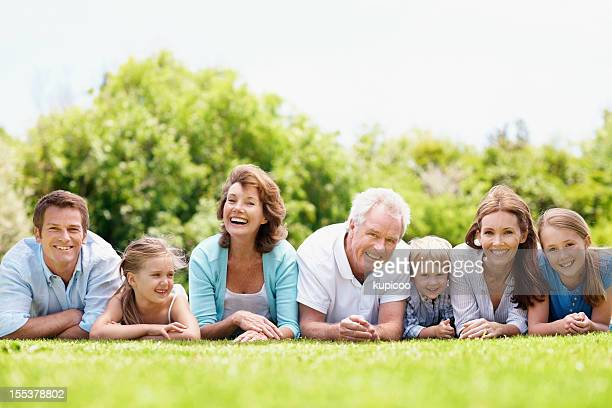 Three generations of love and laughter