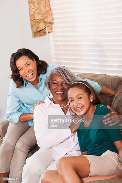 Três gerações