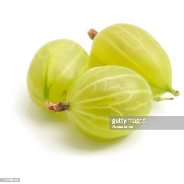 Drei Gooseberries