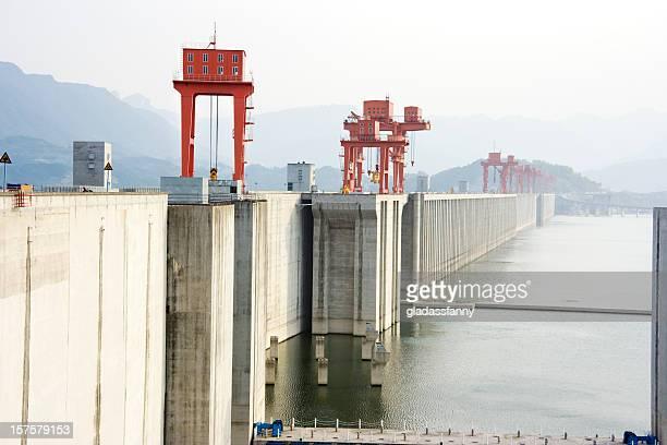 Drei Schluchten-Staudamm