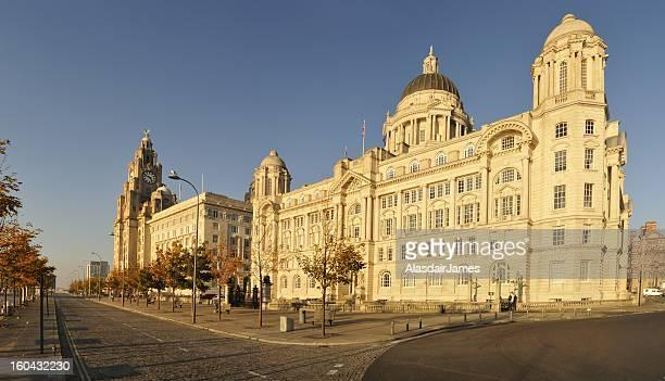 Three Graces, Liverpool