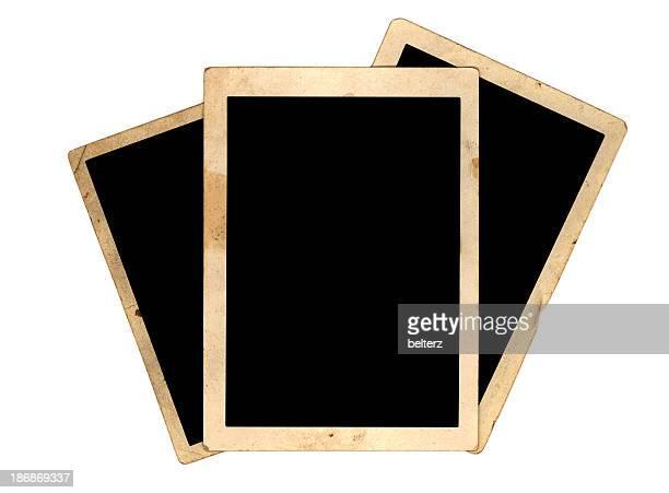 Drei grunge-frames