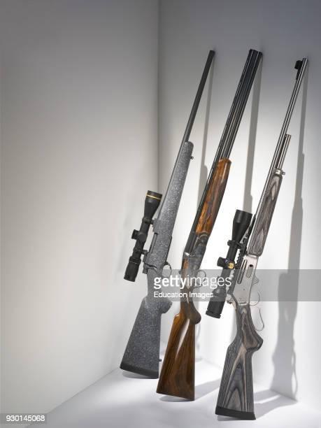 Three Hanging Rifles.