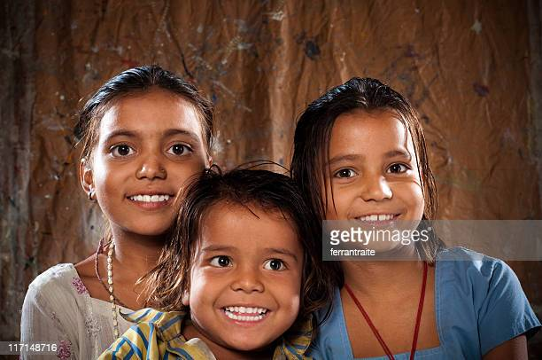 Three Indian Siblings