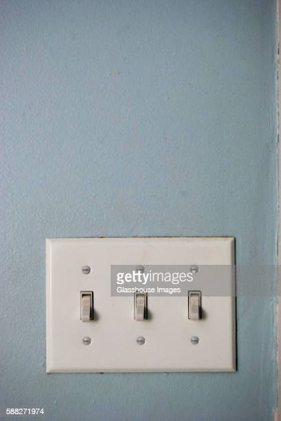 Old Fashioned Light Switches Stock Photos and Pictures | Getty Images