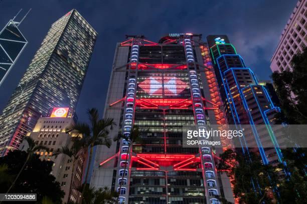 Three major banks in Hong Kong. Standard Charter Bank , HSBC and Bank of China .