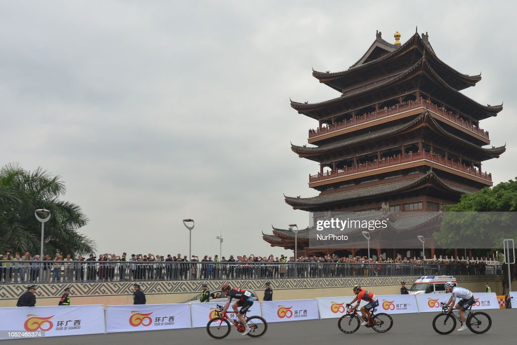 2nd Tour Of Guangxi 2018 - Stage Three : News Photo