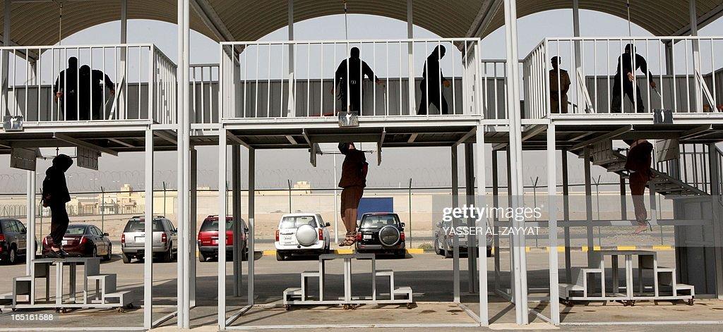 KUWAIT-EXECUTION : Nyhetsfoto
