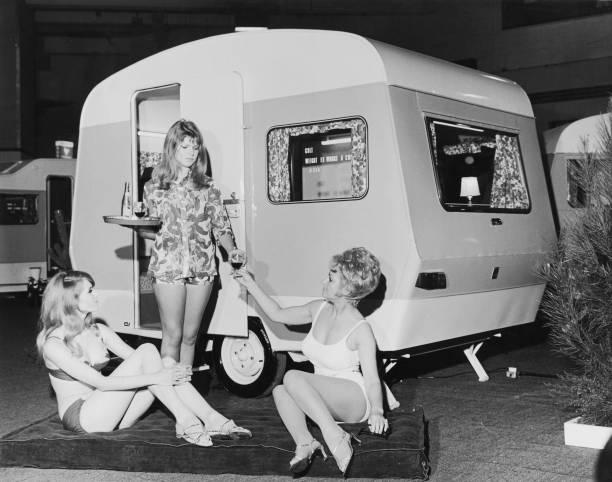 Colt Caravan On Show