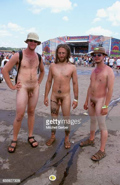 woodstock nude men