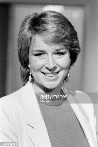 Three new female faces are joining BBC Televisions 'Breakfast Time' They are pictured at Lime Grove studios Pictured is Fern Britton 22nd September...