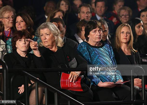 Three of the four woman who sat with Donald Trump in a press conference and made several accusations against Bill and Hillary Clinton Kathleen Wiley...