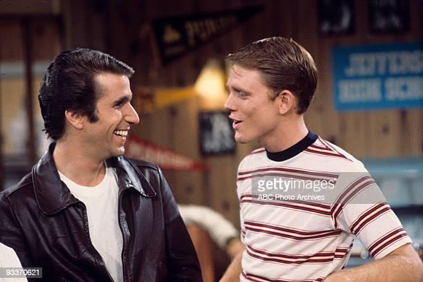 DAYS 'Three On a Porch' Season Three 9/29/75 Henry Winkler Ron Howard