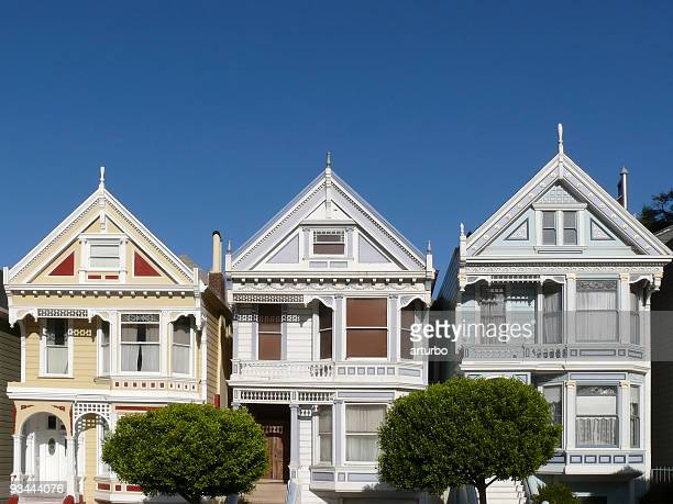 three Painted Ladies