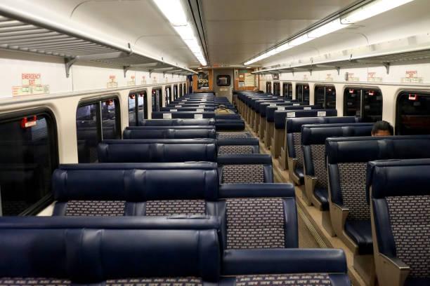 MD: Amtrak Cuts 50 Percent Of Routes Amid Coronavirus Pandemic