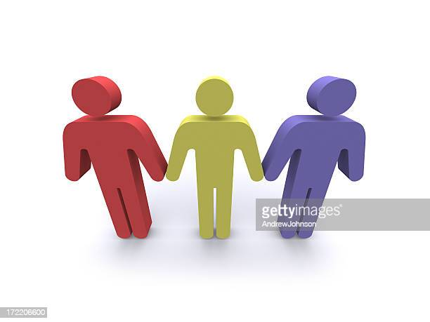 three people - johnson_(community),_wisconsin stock pictures, royalty-free photos & images