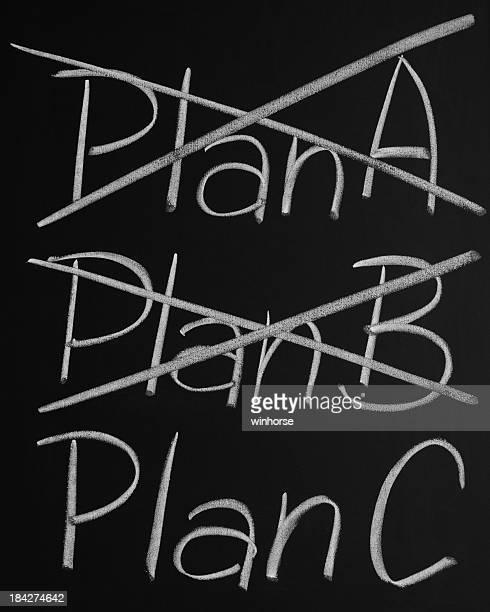 Tres planes de