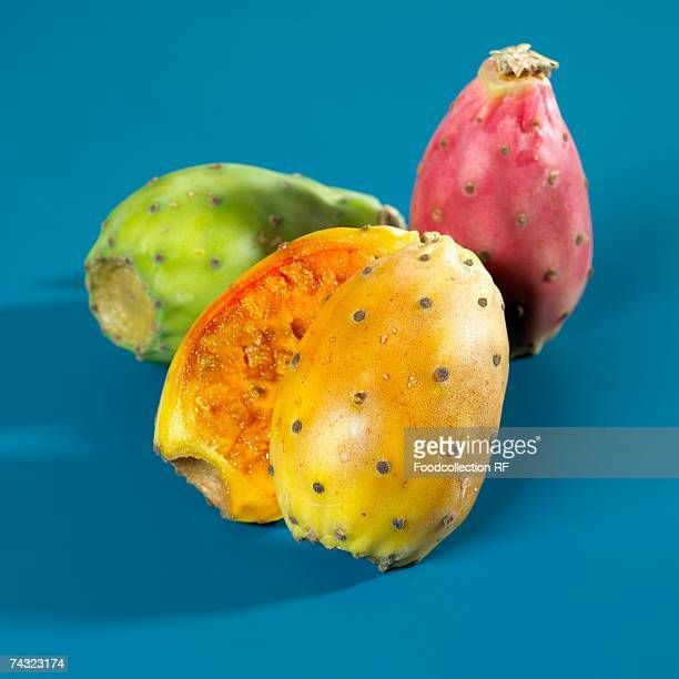 Three prickly pears