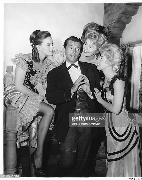 MAVERICK 'Three Queens Full' Airdate November 12 1961 ANDERS