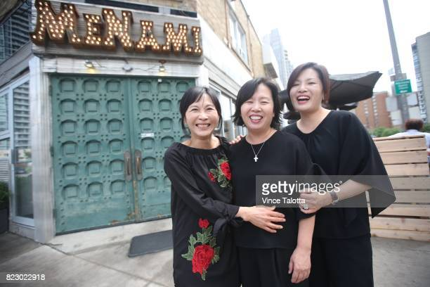 TORONTO ON JUNE 27 Three restaurant owners who are friends They went to high school together overseas and all immigrated to Toronto One needed help...