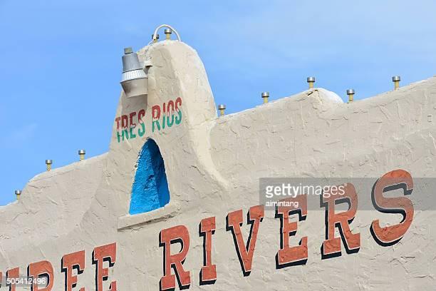 Three River Trading Post in Tularosa of New Mexico