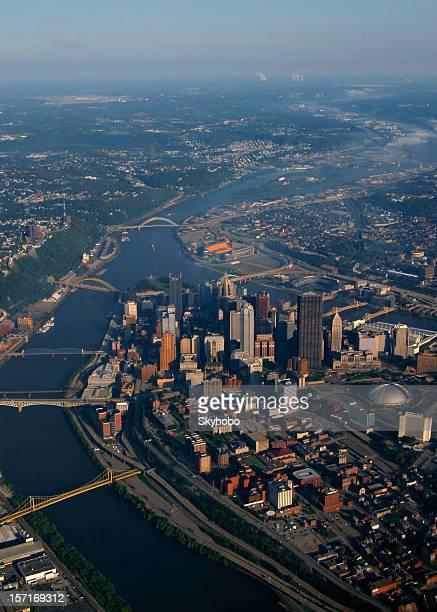 Three Rivers of Pittsburgh