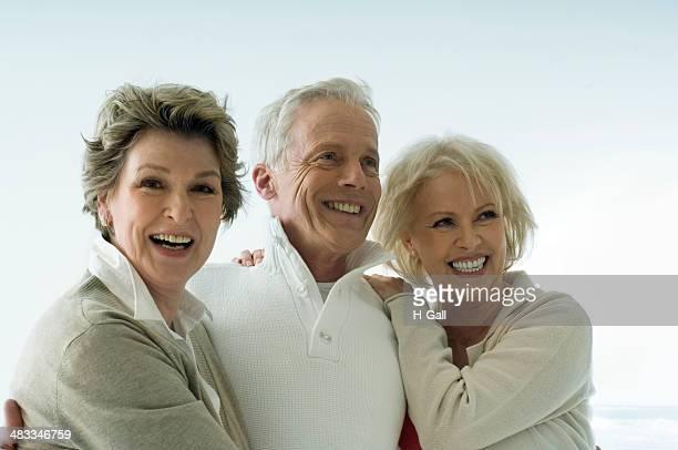 Tre anziani