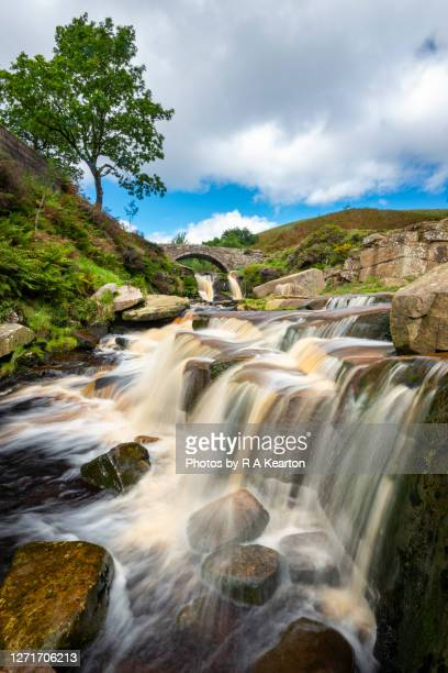 three shires head, peak district, england - peak district national park stock pictures, royalty-free photos & images