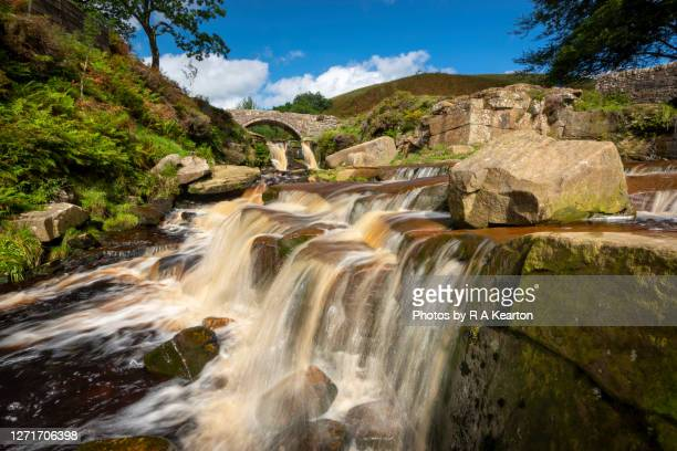 three shires head, peak district, england - local landmark stock pictures, royalty-free photos & images