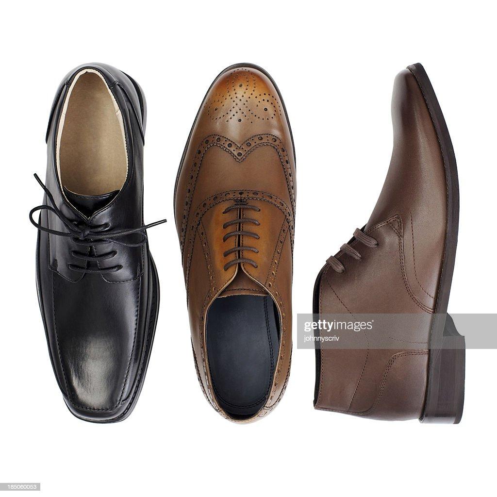 Three Shoes... : Stock Photo