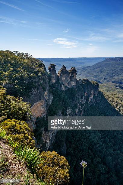 Three Sisters in Blue Mountains, New South Wales, Australia