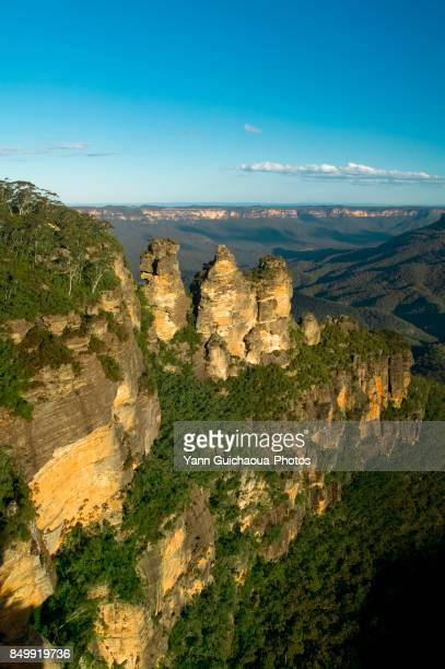 Three Sisters, Jamison valley, New South Wales, Australia