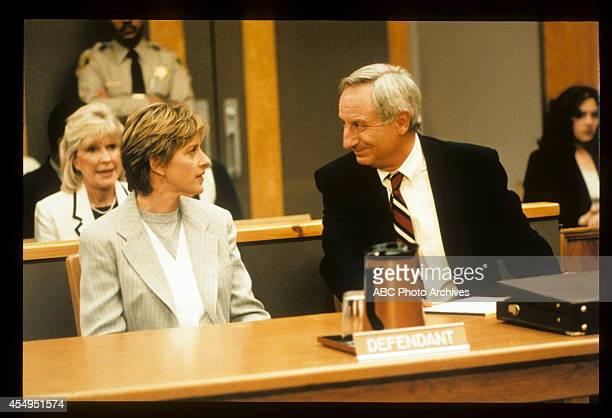 ELLEN 'Three Strikes' Airdate March 29 1995 GILBORN