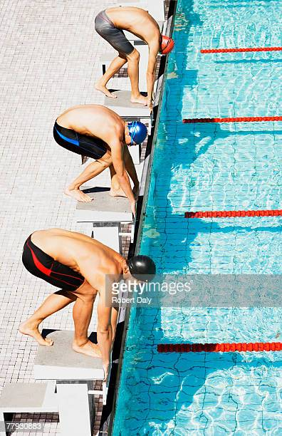 Swimming Starting Block Stock Photos And Pictures Getty
