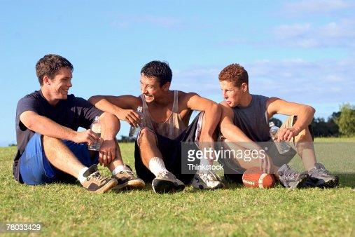 young arab teen boys