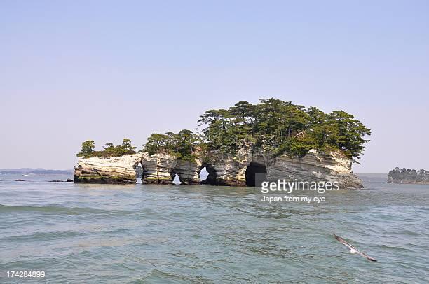 Three Views of Japan, islands of Matsushima