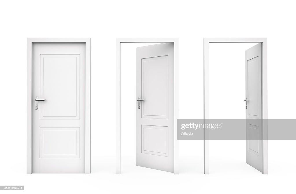 white door. Contemporary White Three White Doors Throughout White Door R