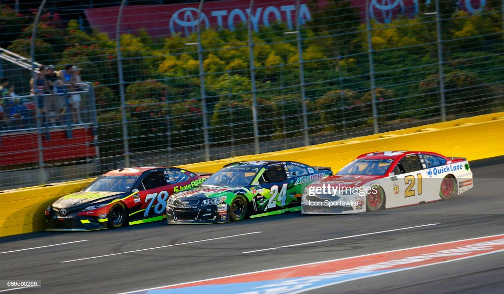AUTO: MAY 20 NASCAR Monster Energy Cup Series NASCAR All-Star Race : News Photo