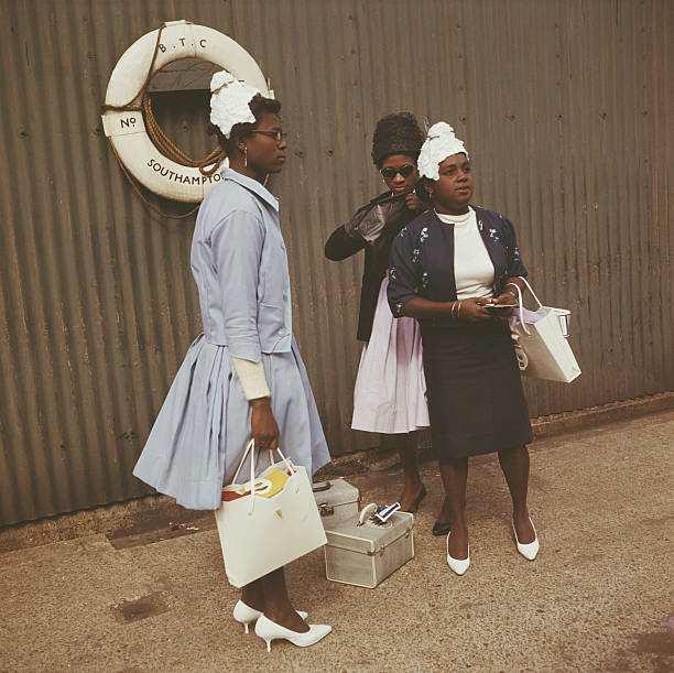 UNS: UK Black History Month: Images Of Black Britain
