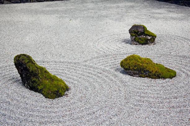 Three Zen Stones